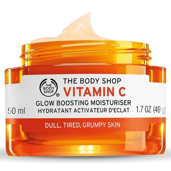 The Body Shop Vitamin C Moisture Day Cream (50 Ml)
