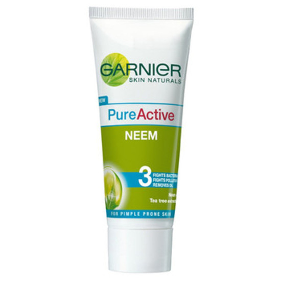 Garnier Skin Naturals Pure Active Blackheads Uprooting Scrub Gm