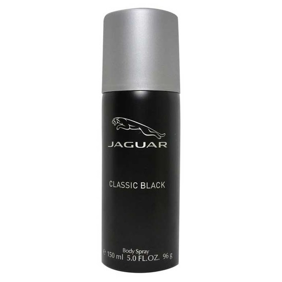 Jaguar Classic Black Deodorant Spray For Men (150 Ml)