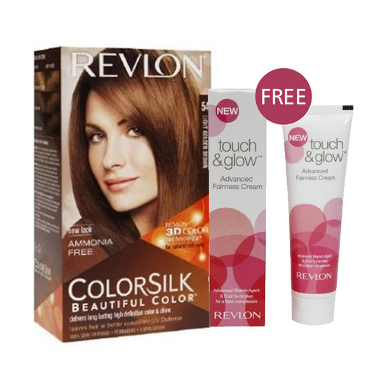 Hair Color Shades  Revlon Luxurious ColorSilk Buttercream