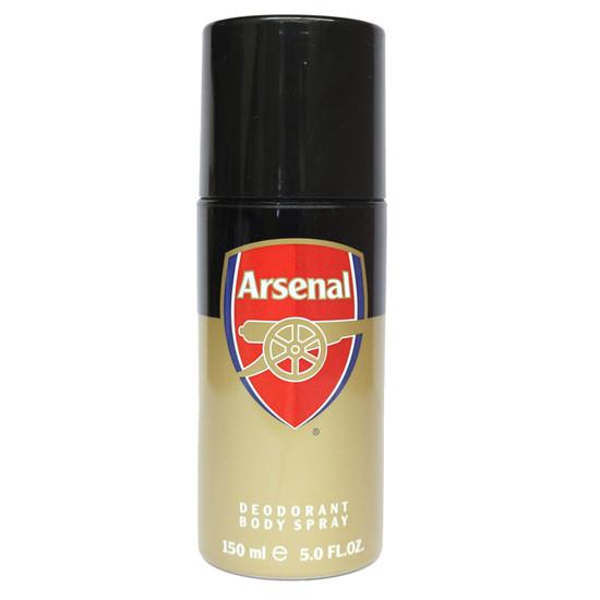 Arsenal Golden Deodorant Body Spray For Men (150 Ml)