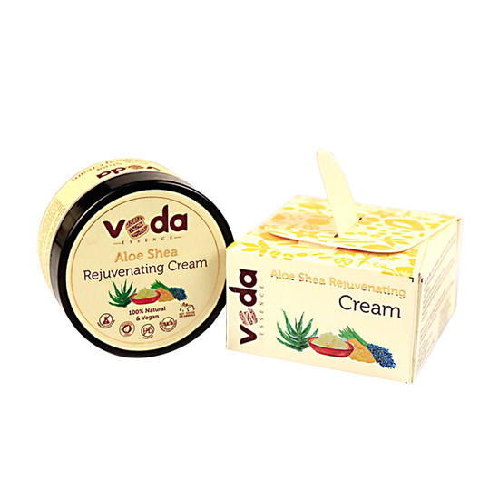 Veda Essence Aloe Shea Rejuvenating Cream (100 G)
