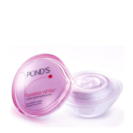 Ponds Flawless white Visible Lightening Daily Cream (50 g)