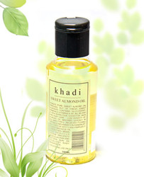 Khadi Sweet Almond Oil (100 ml)