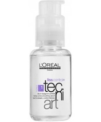 L'Oreal Professionnel Liss Control Plus Tecni Art Serum (50 ml)