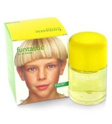 Benetton Funtastic Boy For Men EDT (100 Ml)