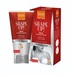 VLCC Shape Up Bust Firming Cream (100 G) (Pack Of 2)