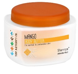 The Natures Co. Mango Body Butter (200 Ml)
