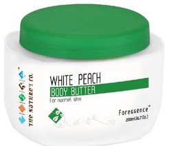 The Natures Co. White Peach Body Butter (200 Ml)