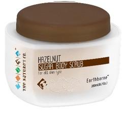 The Natures Co. Hazelnut Sugar Body Scrub (200 Ml)