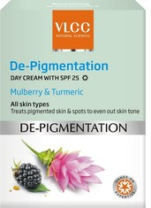 VLCC De-Pigmentation Day Cream With SPF 25 (50 g)