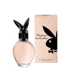 Playboy Women Play it Lovely EDT (75 ml) (Buy 1 Get 1 Free)