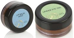 Biobloom Set Of Under Eye Gel & Lip Balm (15 G)