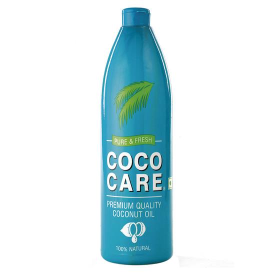 Cococare Coconut Oil (500 Ml) + FREE Cococare Coconut Oil (100 Ml)