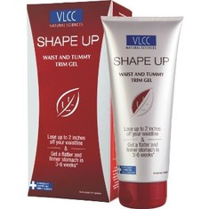 VLCC Shape Up Waist & Tummy Trim Gel (200 g)