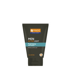 VLCC Men Active Face Wash (100 ml)