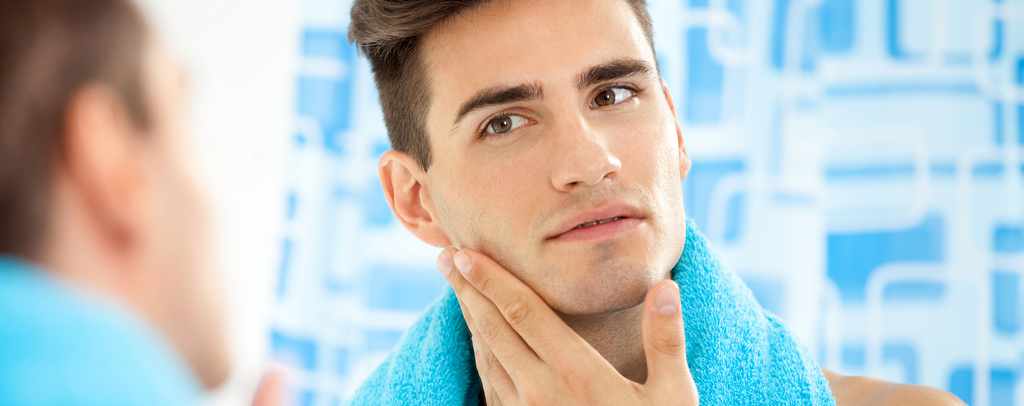 how to get face smooth and clear